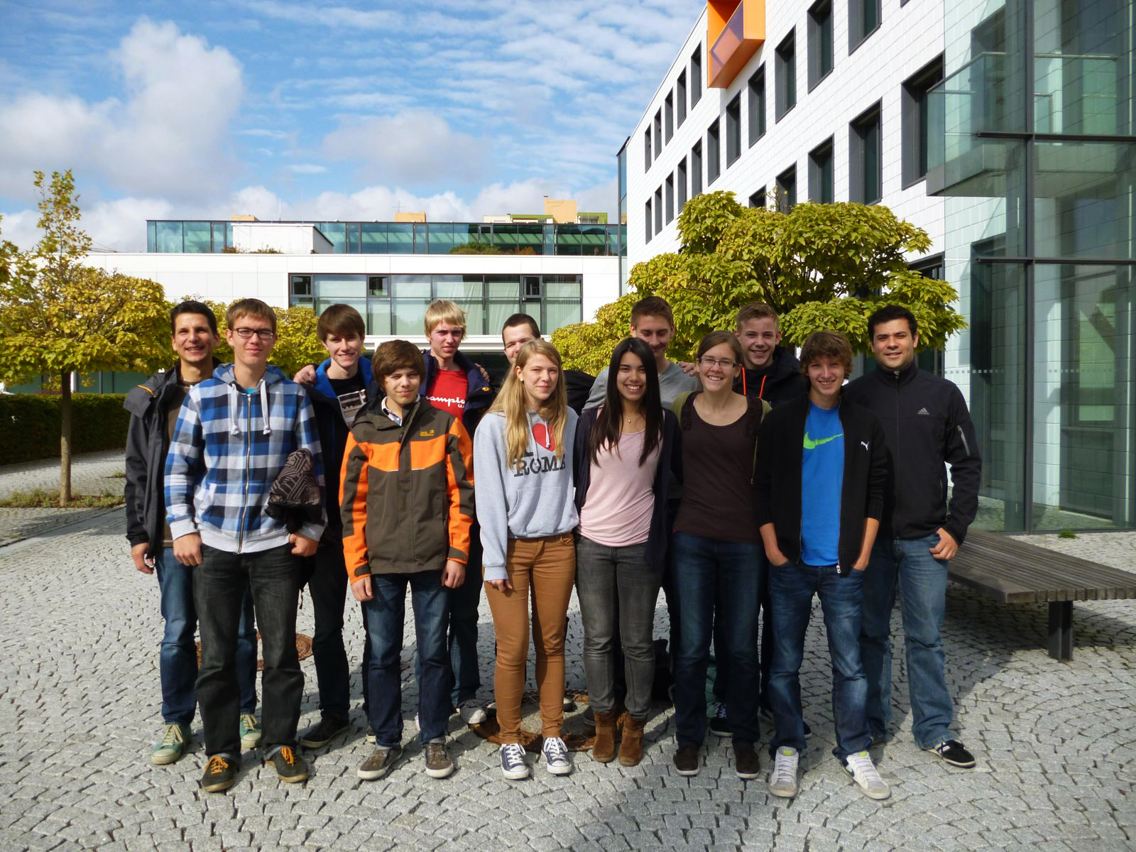 2012: »Fraunhofer MINT-EC-Talents«